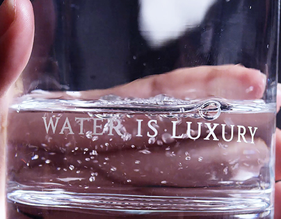 The Most Expensive Water in Asia Campaign
