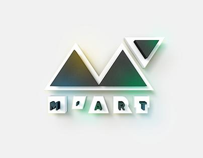 M'art — beauty identity