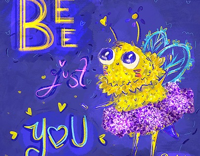 Bee just you