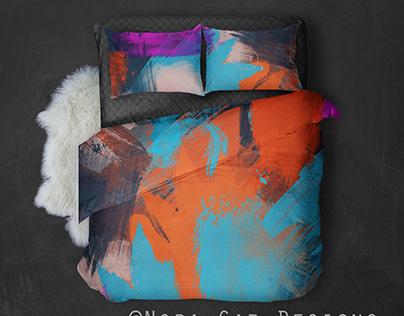 Nora Gad pattern Designs/Bedding Designs