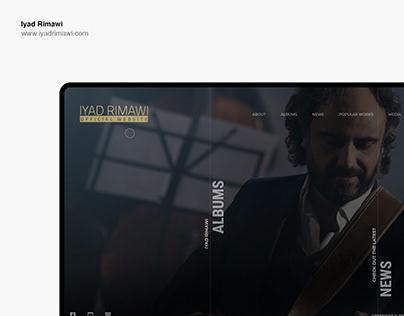 Official website of Iyad Rimawi