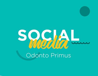Odonto Primus   SOCIAL MEDIA