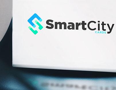 SmartCity Cards #1 Logo Design Concept