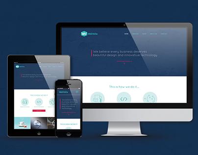 WebVolta's Branding and Site Design
