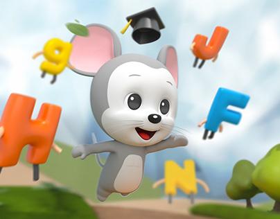 ABC狂奔曲   裂变游戏设计探索