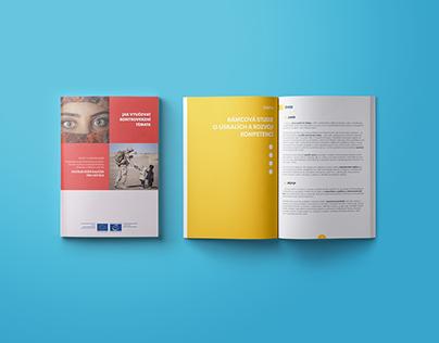 Návrh a sazba brožury