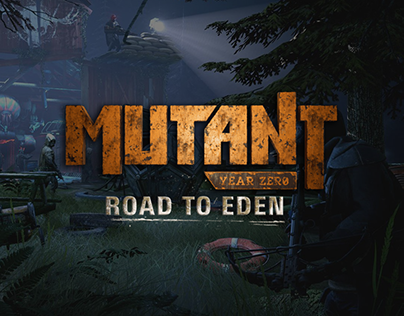 Mutant Year Zero: Road to Eden - UI
