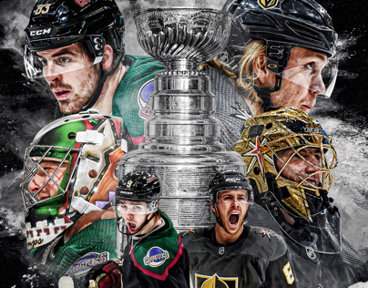 Hockey is Back | WSTWAY Graphic