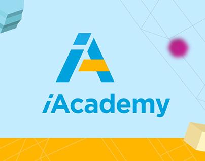 iAcademy Brand Identity