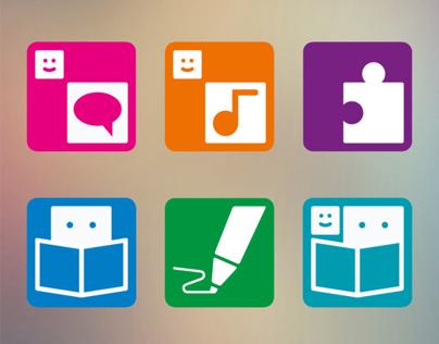Icon set Amsterdam Gemeente