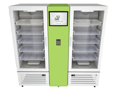 Gt Cabinet Coldchain