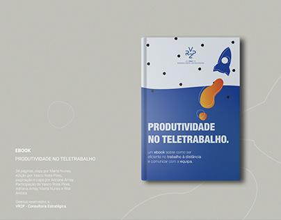 Ebook - Produtividade no Teletrabalho
