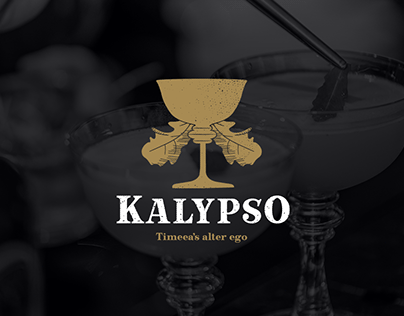 Kalypso - Cocktail Branding