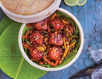 Menu Photography & Food Styling Raandhal Restaurant