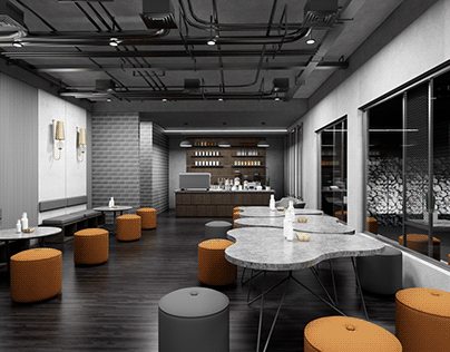Kita Koffie Coffee Shop Design