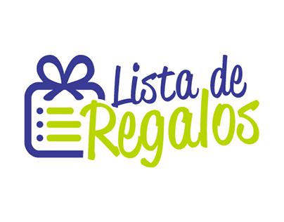 Lista de Regalos - Branding & Website
