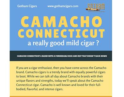 Camacho Connecticut - a really good mild cigar ?
