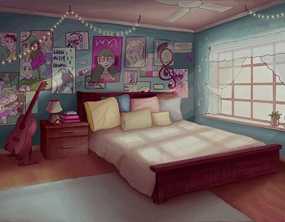 Game Bedroom