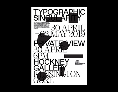 Typographic Singularity RCA