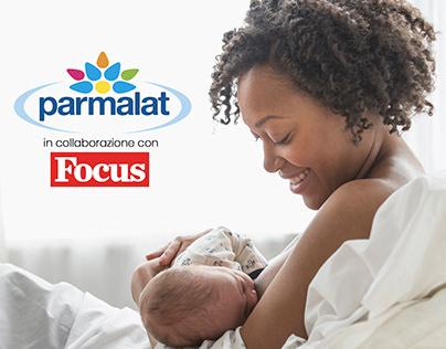 Parmalat & Focus - Naturale Come il Latte - Activation