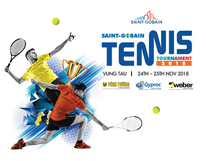 Saint Gobain - Tennis Tournament 2018