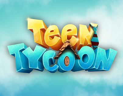 Game Art - Teen Tycoon