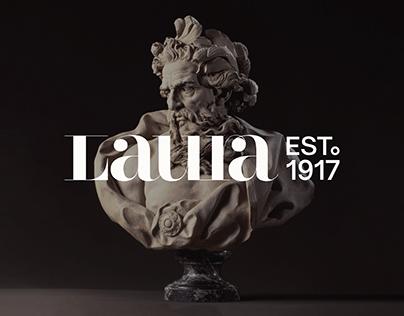 Laura EST. 1917 – Website Design