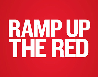 British Heart Foundation Ramp up the Red