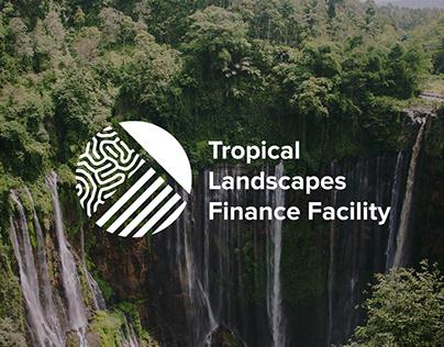 Tropical Landscapes Finance Facility - Rebranding + Web