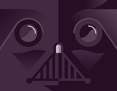 Simple Pop-culture Character Illustrations