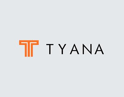 Tyana - Logo Design