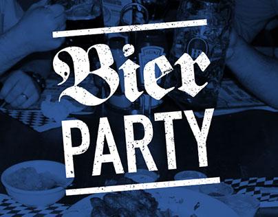Hofbräuhaus Las Vegas Bier Party Campaign