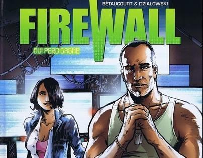 Firewall 2, Editions Grand Angle, France