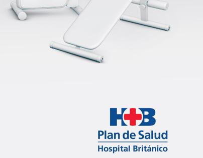 Hospital Británico :: College Campaign