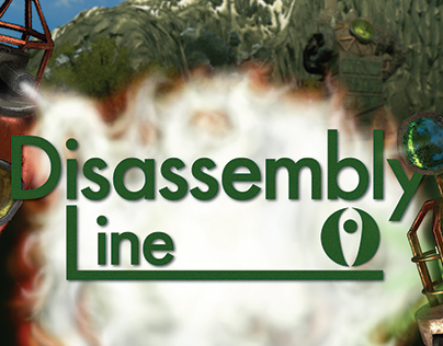 Disassembly Line Trailer
