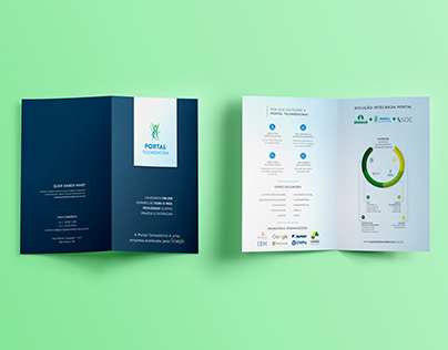 Folder - Portal Telemedicina