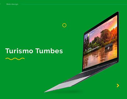 Turismo Tumbes | Web design