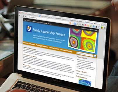 Family Leadership Website