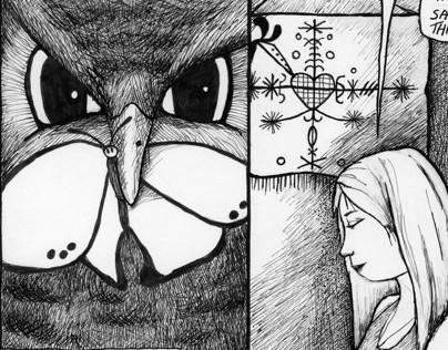 Voodoo Comics