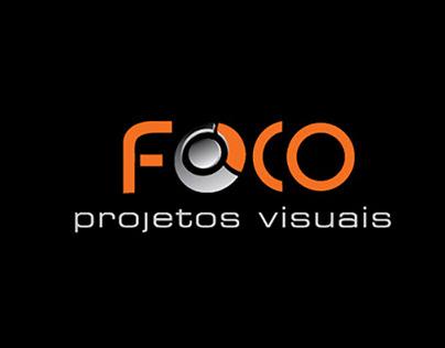 Criação Marca | Iden Visual Cliente: Foco Proj Visuais