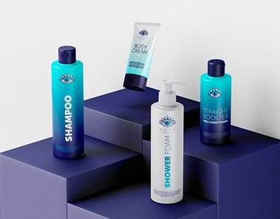 Gaia Cosmetics Brand Identity