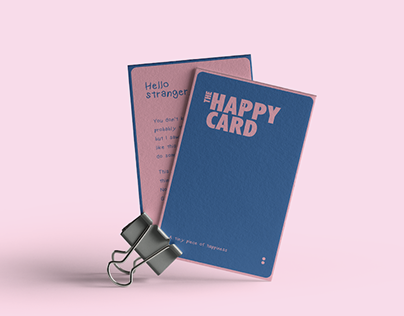 The Happy Card Project