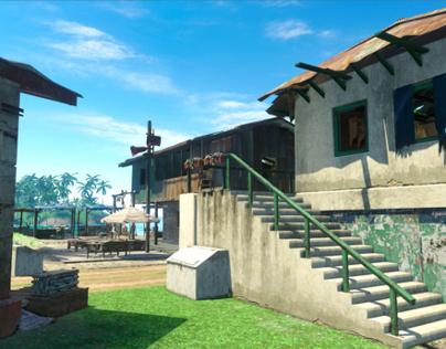 Pirate River - Far Cry 3 Custom Map