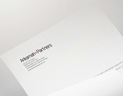 Identity Design - Ankamah+Partners