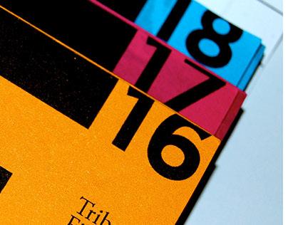Tribeca Film Festival Invitation