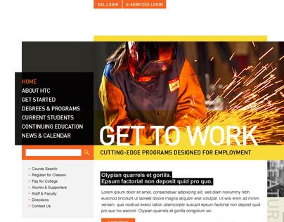 Hennepin Tech Website