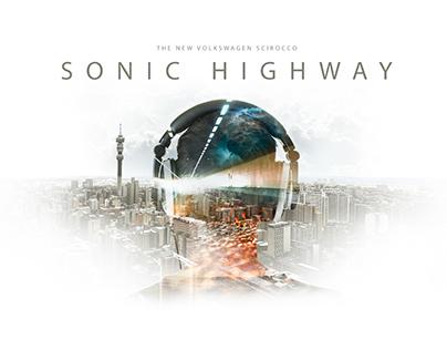 Volkswagen Scirocco Sonic Highway