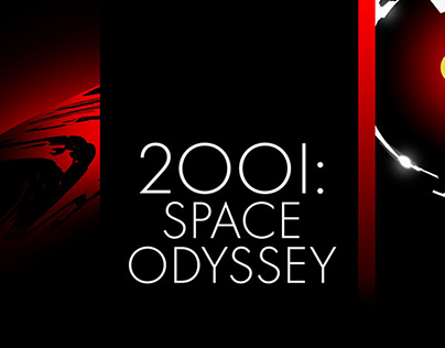 2001: Space Odyssey poster
