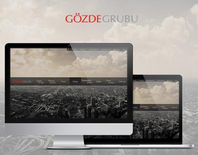 Gözde Grubu Web Design