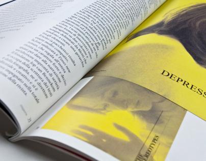 Typography in Avantgarde Magazines